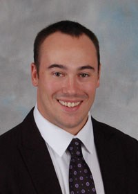 Zach Coulter, Agent in LaPorte County